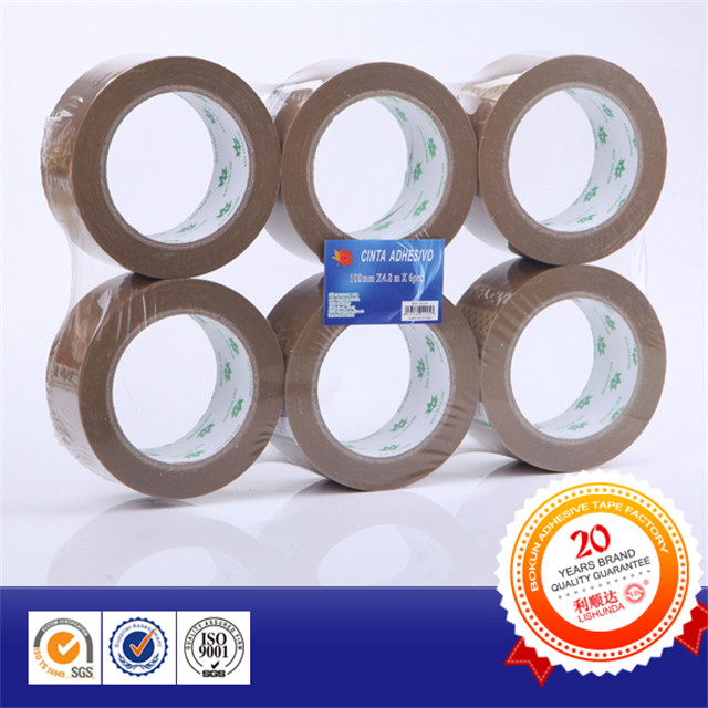transparent bopp adhesive packing tape manufactory