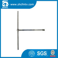 New Dipole FM Antenna for Radio Transmitting
