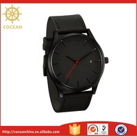 2016 Cool Costomized Stainless Steel Case Wrist Watches For Men And Women