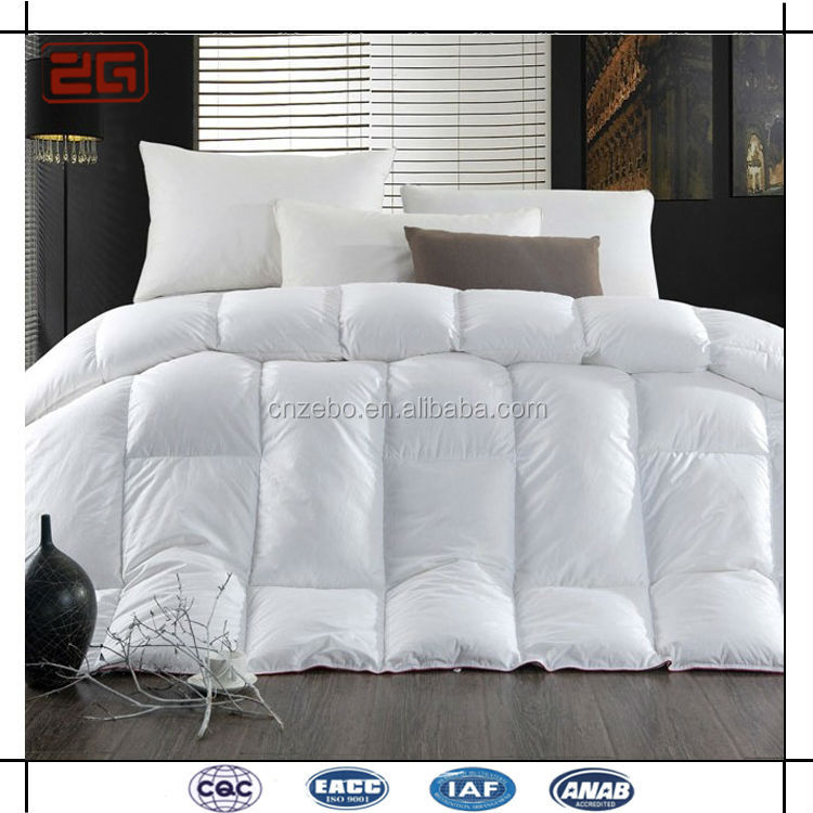 Guangzhou Manufacture Hotel Comforter Set/hotel Collection Quilt/Hotel Bedding Duvet