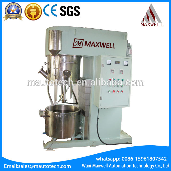 2017 New double ribbon horizontal mixer with certificate