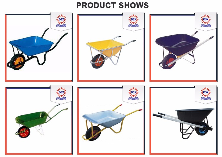 Top Selling Products Construction Wheelbarrow