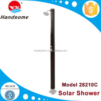 Top quality China manufacture power pool solar showers for camping for ground pool