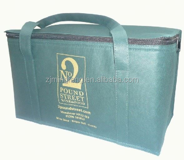 cooler bag/ thermal wine cooler carrier bag/ non woven bag