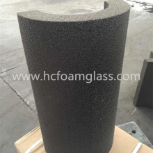LNG pipe insulation material foam glass