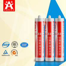 White Color RTV Silicon Sealant for Metal