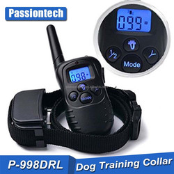 New Products 2016 pet accessory shock collar with remote