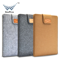 Factory Customized Wool Felt Case for iPad Pro
