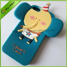 Cartoon phone cover leather cheap mobile phone case