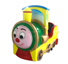 Coin Operated Thomas Train Kiddie Ride For Sale Indoor kiddie ride