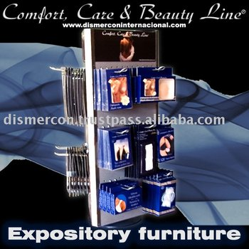 Expository Furniture 60 Cms (Expositor Comercio) Adhesive Bra