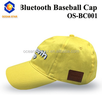 Knitted bluetooth music hat popular bluetooth cap for boy & girl & adults