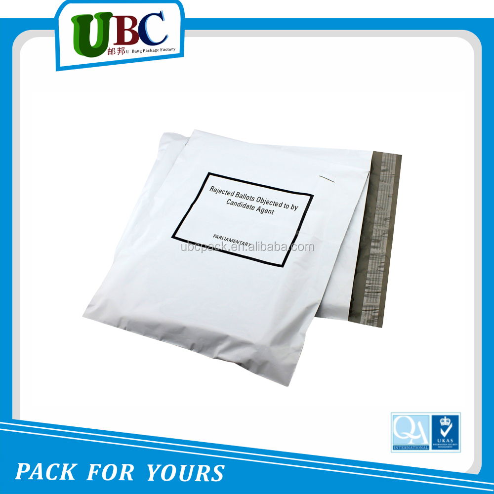 PE Plastic Postal Mailing Poly Bags