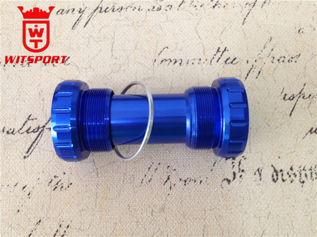 OEM service bicycle bb shell/china alibaba cheap bb axle axis/new style Integrated Ceramic double color bicycle BB Sets