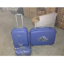 Best selling products luggage bag pp suitcase bulk buy from china