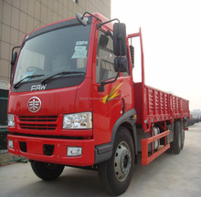 FAW 6*2 Lorry Truck Light Cargo Truck RHD