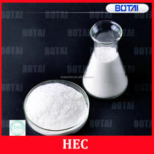 Raw material used in paint industry Hydroxy Ethyl Cellulose HEC