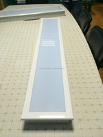 Recessed CCFL acrylic-cover fluorescent grid light
