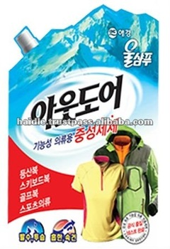 detergent liquid/Synthetic Neutral/Fabric Cleaner/for outerwear_Made in Korea
