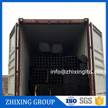good quality hr 10x10 100x100 steel square tube supplier