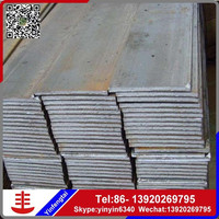 2016 Wholesale hot sell 5160 hot rolled flat bar steel/ steel flat bar
