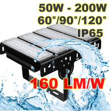 IP65 waterproof outdoor 300W 250W 200w 50W 100w LED flood light