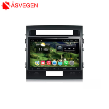 Wholesale Android Car Video Player 9inch For Toyota Land Cruiser Car GPS Navigation With HD Screen,Playstore,Wifi
