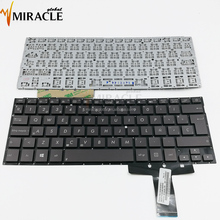 Spanish laptop keyboard for ASUS UX32A UX32E UX32V BX32 UX32VD UX32 UX31 SP layout black