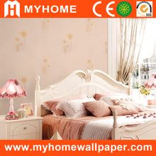 Little Flower vinyl wallpaper waterproof wallpaper wallcovering