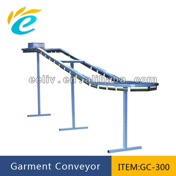 customized accept dry cleaning conveyor