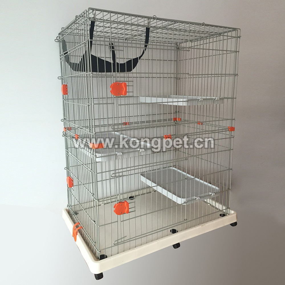 2015 High quality Square Metal Kennels for dogs or cats KE005