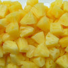 Wholesale bulk light syrup sweet canned pineapple Qingdao