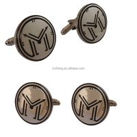 Wholesale Arts And Crafts Custom Masonic Cufflink With Logo