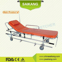 China Supplier Economic Patient Transport Trolley
