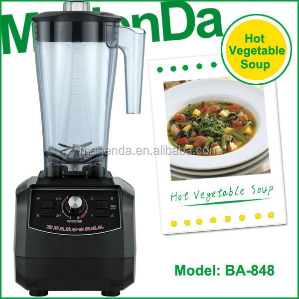 2200W 220V multifunction heating blender hot selling