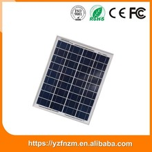 cheapest price 20w poly pv module , solar panel price