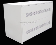 JL Brand C10 outdoor equipment telecom UPS battery storage rack cabinet.