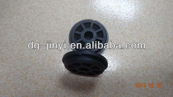 High quality rubber caps for vacuum blood collection tubes