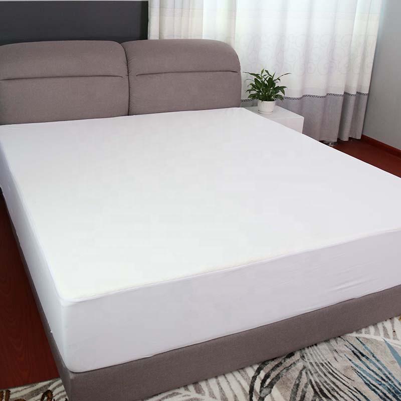 Best selling waterproof hospital allergens perspiration mattress protector - Jozy Mattress | Jozy.net