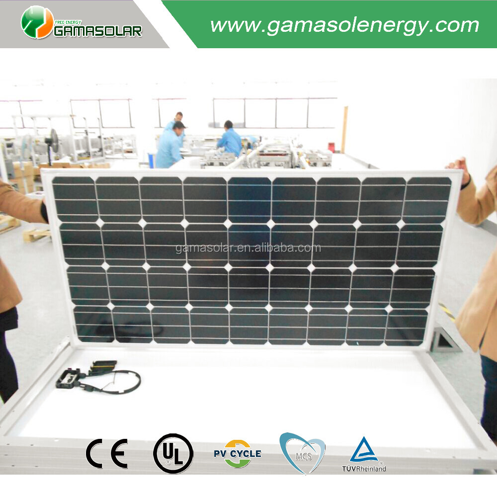 High Efficiency 5W- 300W Grade A solar panel / factory low price mini solar panel