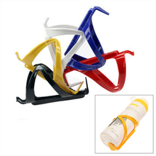 High Quality Portable Bicycle Bottle Holder Bike Holders Cages Convenient Cycling Accessories PVC Mountain Road Water Bottel Rac