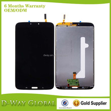 Mobile Phone Replacement For Samsung Galaxy Tab 3 8.0 T310 LCD with Touch Screen with digitizer