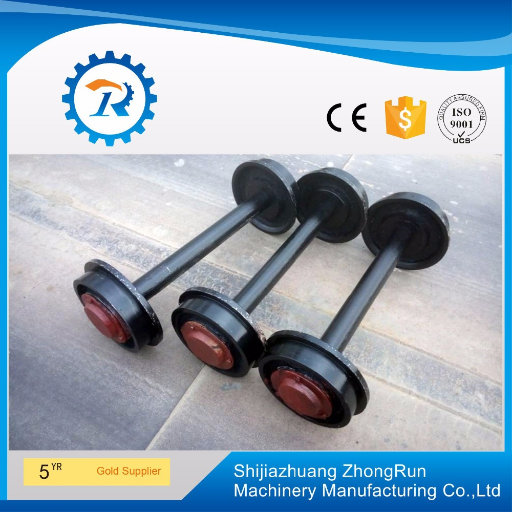 300 mm mining car wheels/mine car wheel set