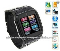 QuadBand Touch Screen Watch Phone
