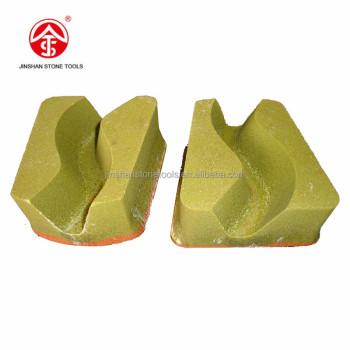 JINSHAN manufacturer supply Marble abrasives New Synthetic Resin Frankfurt