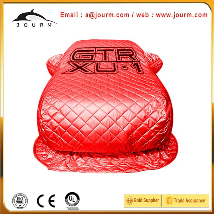 Zhejiang Huachen High Quality Rain Snow Heavy Duty Hail Proof pr.<strong>n</strong> Car Cover Car Protection Nonwoven