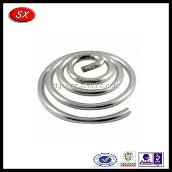 Precision Metal Conical Compression Spring for Auto Seat, from Dongguan ,in hot sales, custom welcome