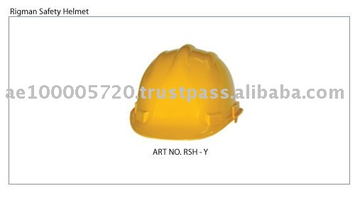 Rigman industrial safety helmet in many colors