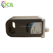 100% high quality PFI 701 Compatible Ink Cartridge With Dye Ink And Import Chip for Canon IPF8000 9000