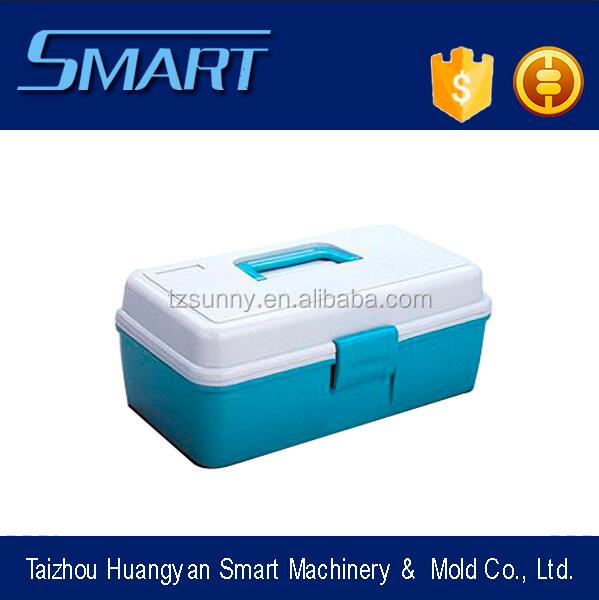 Hot <strong>utility</strong> plastic injection mold toolbox for sale